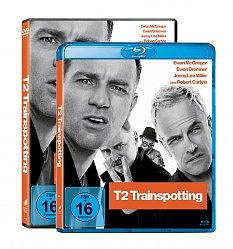T2 Trainspotting Blu-ray oder DVD