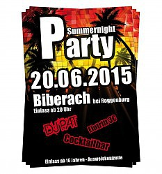 FICKEN Party in Biberach