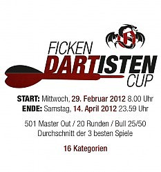 FICKEN Dartisten Cup
