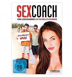 Sexcoach DVD und Blu-Ray Start