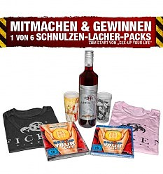 SEX-UP YOUR LIFE Gewinnspiel